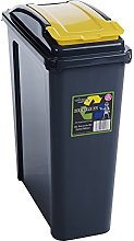 25L Litre Plastic Indoor Recycle Recycling Waste