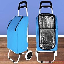 25L Shopping Cart with Freezer Bag | Shopping