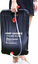 25L shower water bag outdoor travel sports pvc