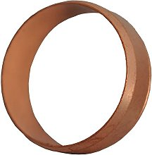 25mm MDPE Copper Olive - Pack of 2