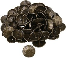 26 x 23mm Vintage Upholstery Bronzy Nails