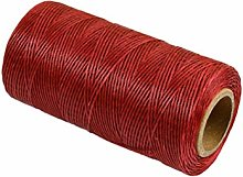 260m Leather Sewing Waxed Thread Cord for DIY