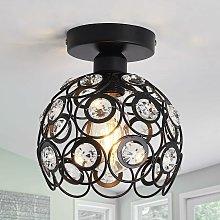260MM Modern Crystal Chandelier Retro Ceiling