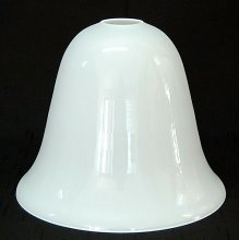 26cm Glass Bell Lamp Shade Ebern Designs