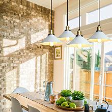 26cm Retro Metal Pendant Light Antique Industrial