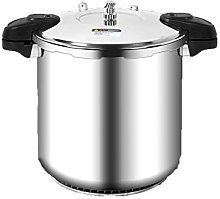 26L-34L stainless steel pressure soup pot