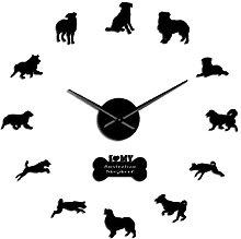 27 Inch Aussie Australian Shepherd Dog Acrylic