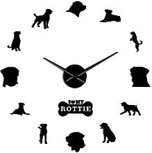 27 Inch Dog Breed Guard Dog Rottweiler Large Wall