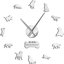 27 Inch The Labrador Retriever Large Wall Clock