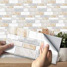 27 Specific Rectangle Adhesive Decorative Tiles
