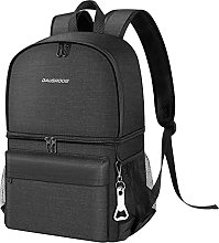 27L Cooler Backpack 2-in-1 Insulated Cooler