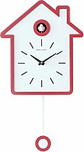 27X48cm Wall Clock, Nordic Style Design Simple