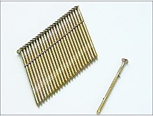 28? Galvanised Ring Shank Stick Nails 2.8 x 75mm