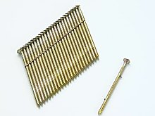 28� Galvanised Ring Shank Stick Nails 3.1 x 90mm