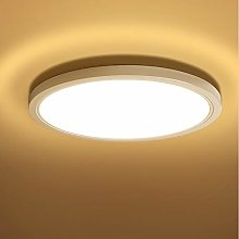 28W LED Ceiling Light, bapro Ø22cm 1520LM Ceiling