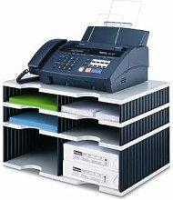 29.3cm H x 48.5cm W Desk Combination Unit Symple