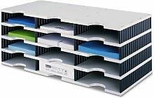 29.3cm H x 72.3cm W Basic Desk Unit Symple Stuff