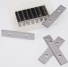 29.5x12x1.5mm Replaceable Carbide Blades Knives