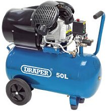29355 50L Air Compressor (2.2kW) - Draper
