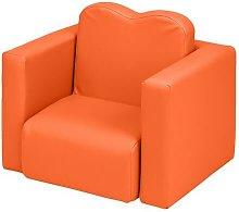 2in1 Children Sofa Multi-Functional Kids Armchair