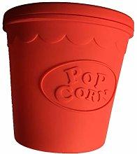 2L Microwave Popcorn Popper Bowl, Silicone Popcorn
