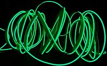2M/6FT USB Neon Light Electroluminescent Wire