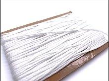 2mm Blind White Cord for Roman, Austrian & Festoon