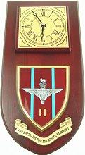 2nd Btn Parachute Regiment Wall / Mess Clock