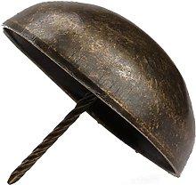 2Pcs 5/6cm Antique Bronze Upholstery Nail