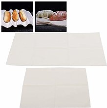 2Pcs Baker's Couche Proofing Cloth,