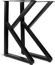 2Pcs Furniture Legs Iron Table Leg Furniture