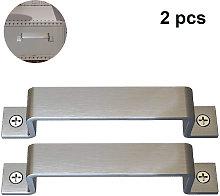 2pcs handle simple handle hardware sliding door