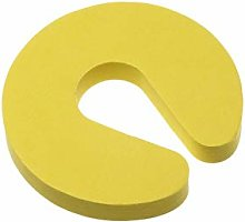 2PCS Multicolors Soft Foam Door Stopper Guard Baby