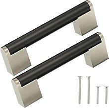 2pcs Simple Drawer Closet Door Handle Furniture