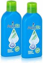 2x Aqua Organic Super Concentrate Natural Water