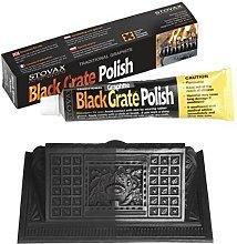 2X Black Grate Polish