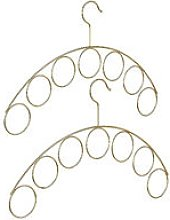 2x Clothes Hanger, Chic Design, For Shirts,