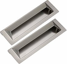 2X Drawer Handles Door Handle Wardrobe Cabinet for