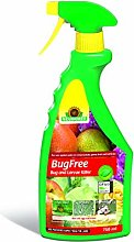 2x Neudorff 750ml Pyrol Bug and Larvae Killer