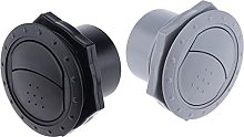 2X Roof Ventilation Air Vent Outlet for Marine Rv