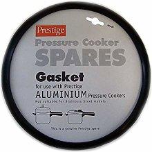 2XAluminium Spares, Aluminium Gasket - Black