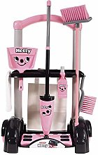2xHetty Cleaning Trolley,Pink