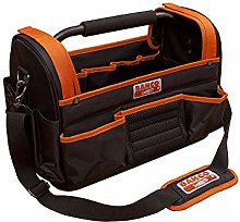 2xOpen Tool Bag, Orange