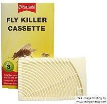 2xRentokil FF62 Fly Killer Cassette