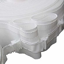 "3"" deep Wave-Effect Curtain Heading Tape for"