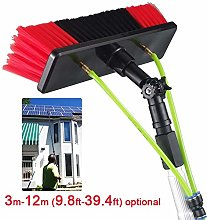 3-12m Window Cleaning Pole, Photovoltaic Panel