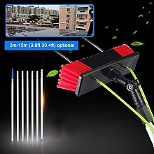 3-12m Window Cleaning Pole, Water Fed Telescopic