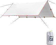 3.2x3m Awning Waterproof Tarp Tent Shade Folding