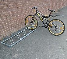 3/4/5 Bike Stand Rack Floor/Wall Mount Bicycle