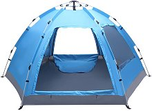 3-4 Person Automatic Family Tent Instant Pop Up